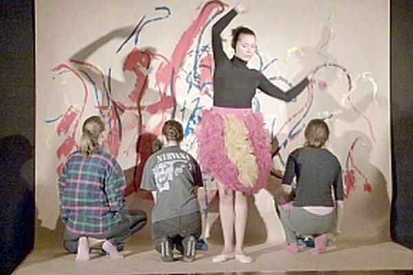 Kultúrny program spoločne pripravili žiaci považskobystrickej a žilinskej umeleckej školy.