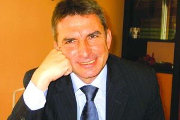 Jozef Antošík dokázal po 15 rokoch v klube priviesť MŠK do Ligy majstrov.