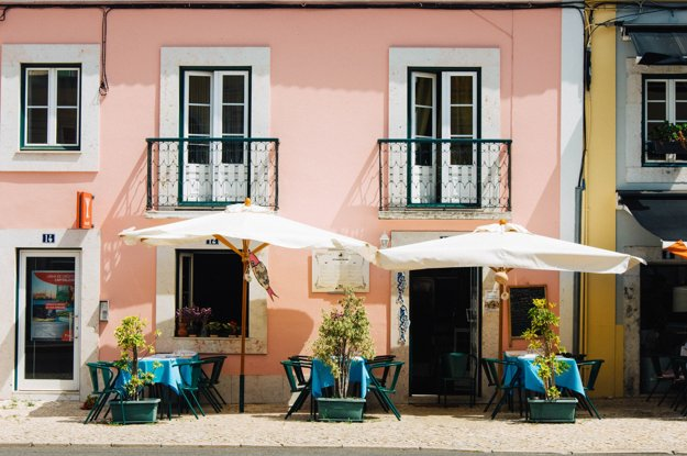 Útulné reštaurácie sú v Lisabone najmä v odľahlejších uličkách