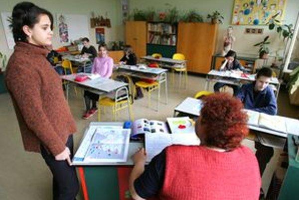 Vyučovať hendikepovaných žiakov už na súkromnej špeciálnej základnej škole už nemôžu. Chýbajú peniaze.