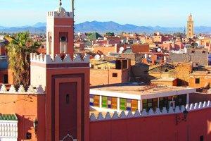 Dobrodružné cestovanie po Maroku.