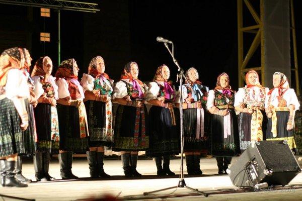 Folkloristi z Východnej už vystupovali po celom svete.