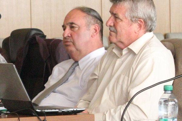 Zoltán Horváth (vľavo).