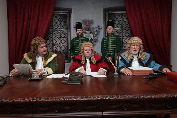 V priestoroch Múzea Janka Kráľa v minulosti prebiehal súd s Jánošíkom. Liptáci túto časť života slávneho zbojníka oživili.