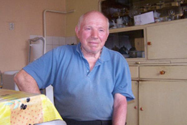Jožko Kabatiar celý život pracoval pre družstvo.