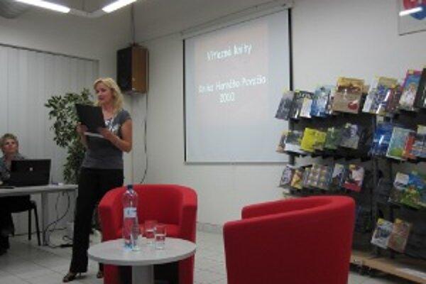 Vyhlasovanie výsledkov súťaže Kniha Horného Považia 2010.