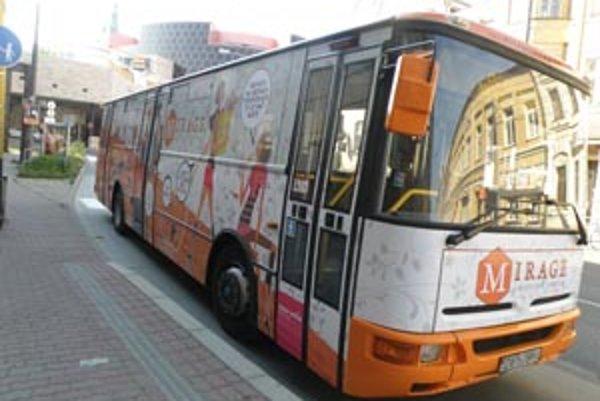 Mirage bus.
