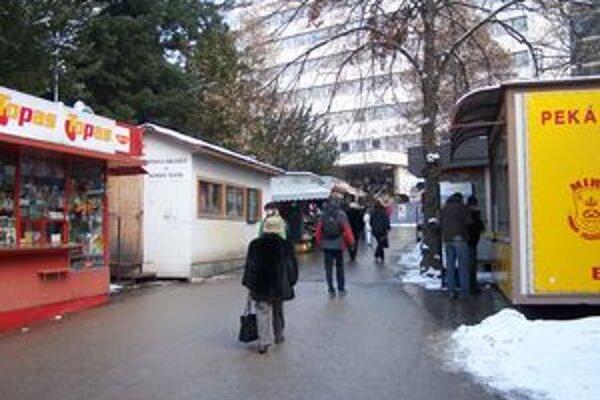 Žilinská fakultná nemocnica s poliklinikou.