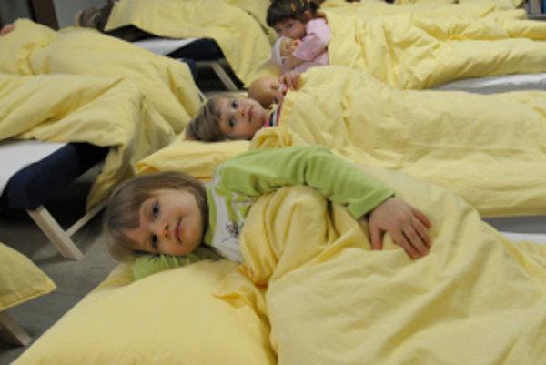 V Žiline budú otvorené cez leto tri materské školy.