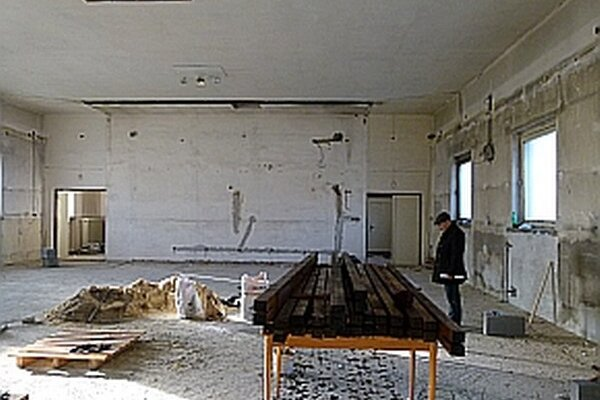 V rozpočte na rekonštrukciu kinosály vyčlenili tisíc päťsto eur.