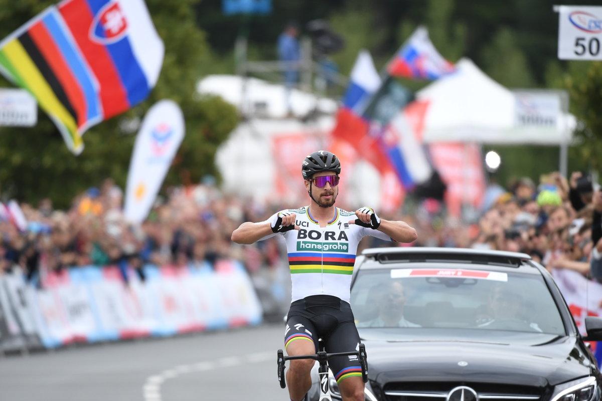 808764555b5fe Sagan - MSR a ČR v cyklistike 2018 - Online prenos - Šport SME