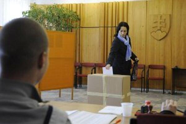 Účasť vo voľbách v okrese Bytča dosiahla 22,67 percent.
