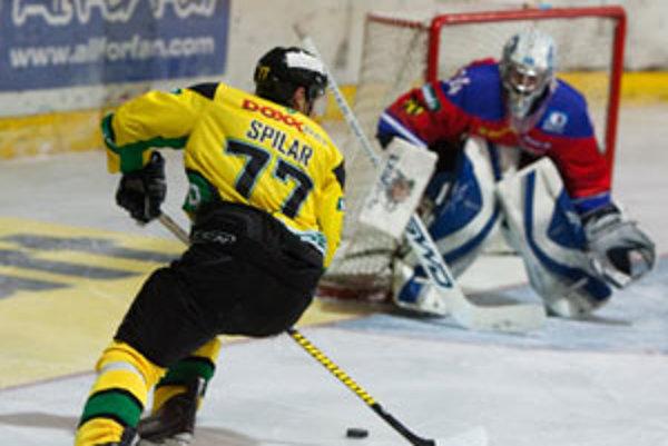 Rozhodujúci gól dal práve Gabriel Spilar.