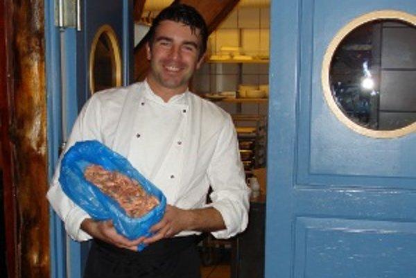 Višňovčan Andrej Žentek je šéfkuchárom v Nórsku.