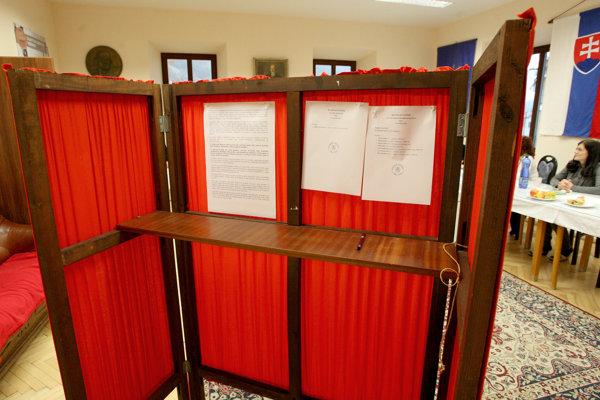 Komunálne voľby vychádzajú tento rok na začiatok novembra.