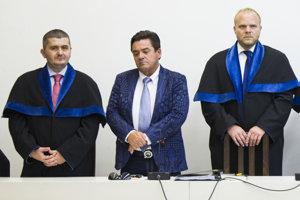 Marián Kočner na Najvyššom súde.