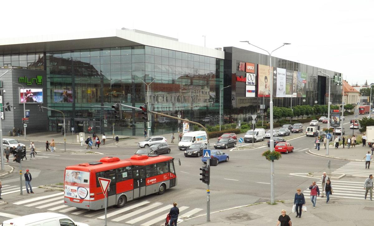 4cb29f701 Obchodné centrum Mlyny mení majiteľa - SME   MY Nitra