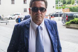 27. jún 2018. Na snímke Kočner prichádza na súdne pojednávanie v kauze zmeniek na Najvyšší súd SR  v Bratislave.