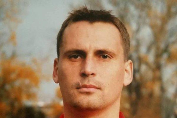 Ľubomír Teplanský ešte v drese Topoľčian.