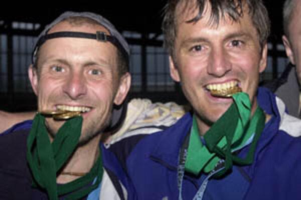 Cieľom žilinských vodných zjazdárov je doviezť medaily aj z nadchádzajúcich Majstrovstiev Európy v Bosne.