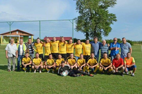 Celok OŠK Krišovská Liesková sa do piatoligovej spoločnosti vracia po dvoch rokoch.