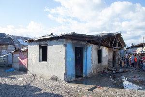 Hasiči museli zasahovať v Jarovniciach v okrese Sabinov.