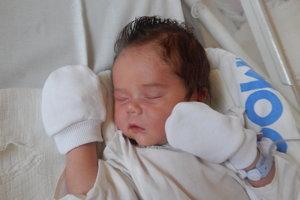 Alexander Spišiak - V rodine Lucie a Ivana zo Žiliny majú od nedele 24. júna dôvod na radosť. Na svet prišiel ich prvý synček Alexander Spišiak (3500g, 54cm). Meno Alexander má grécky pôvod a jeho význam je