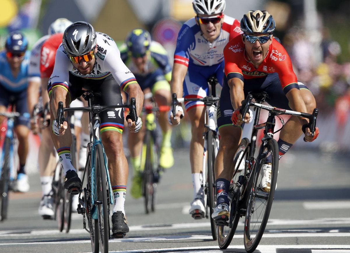 dcca4b3abeda6 Etapy, ktoré môže Sagan vyhrať na Tour de France 2018 - Šport SME