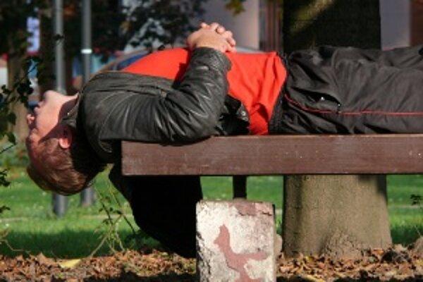Armáda poskytne lôžka aj pre opitých bezdomovcov v nocľahárni v Žiline.