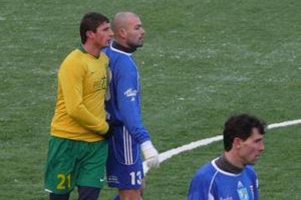 V zápase s Vítkovicami vyskúšali Žilinčania arménskeho útočníka Tigrana Garabaksjana.