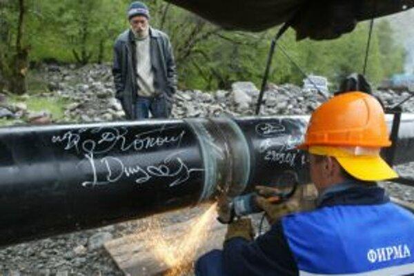 Plynová kríza sa Žiliny stále výrazne nedotýka.