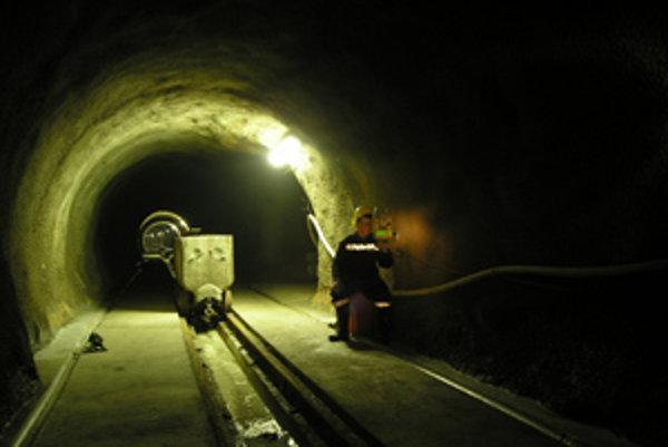 Zatiaľ existuje iba prieskumný tunel.