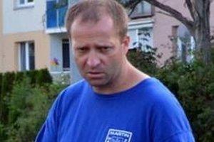 Vladimír Kuťka, tréner MŠK FOMAT Martin.