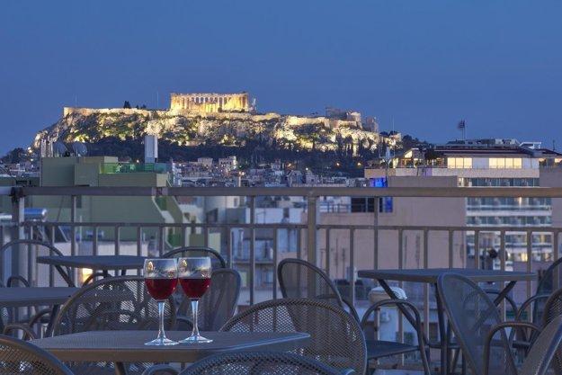 Hotel Best Western Candia 4*, Atény.