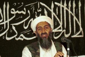 Niekadjší vodca al-Káidy Usáma bin Ládin.