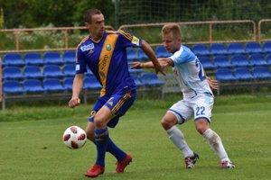 Skúsený ofenzívy hráč Blažej Vaščák (vľavo) je blízko dohody sMichalovčanmi.
