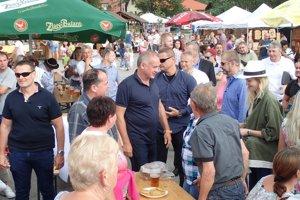Jarmok s jeho typickou atmosférou si tento rok užil aj prezident Andrej Kiska.