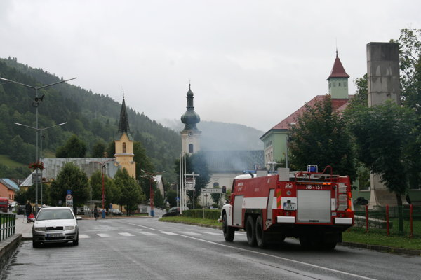 Krompachy Hlavná ulica
