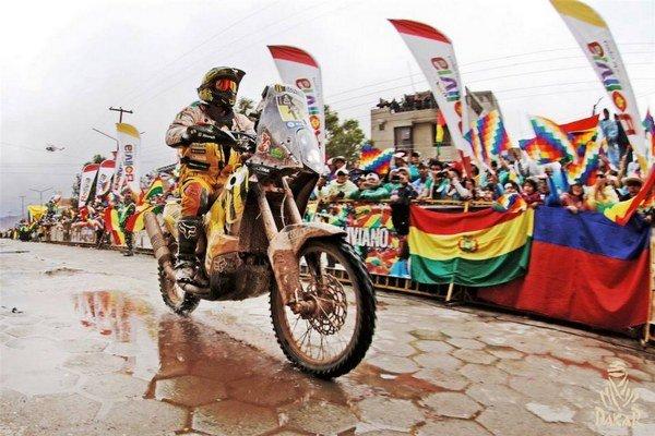 Oravský motocyklista došiel druhýkrát za sebou na šiestom mieste.