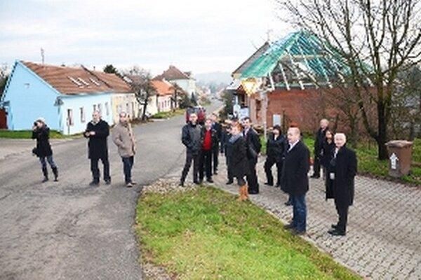 Oravčania na návšteve Moravy