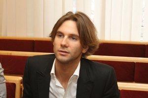 Alexander Rozin mladší.