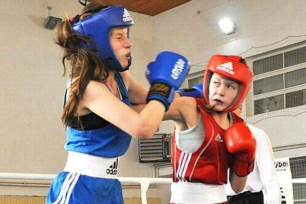 Jessica Triebeľová (vpravo).