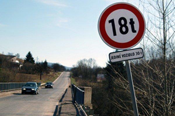 Modernizácia mosta pri Štefanove nad Oravou vyjde na 350-tisíc eur.