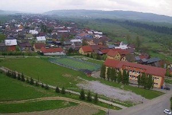 Záber z kamery