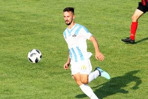 5d3261facbfe Tomáš Vestenický si po troch týždňoch znovu obliekol dres FC Nitra v sobotu  v Dolných Obdokovciach