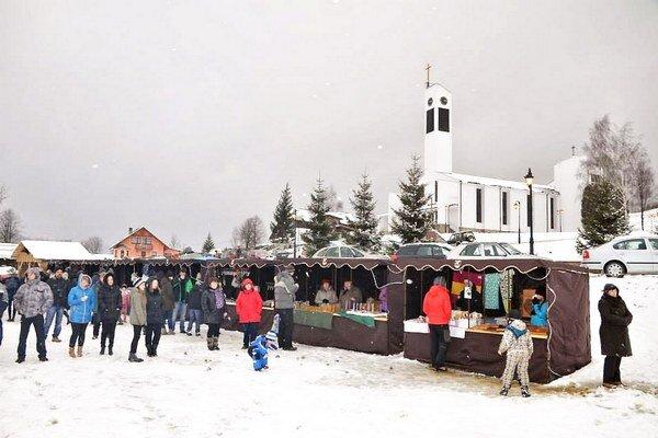 Námestie Jána Pavla II. opäť ožije vianočnými trhmi.