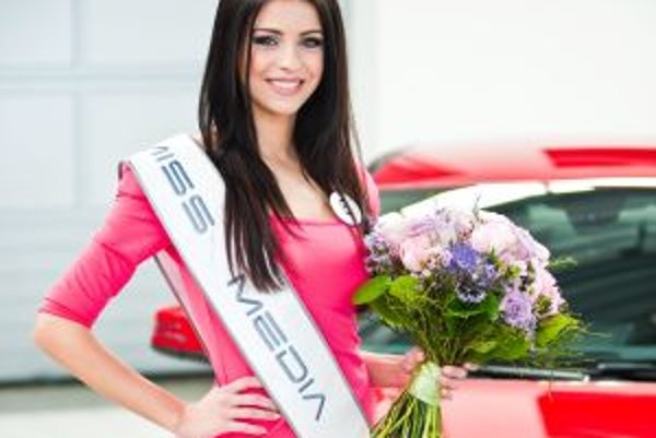 Lucia Slaninková - nová Miss Média.
