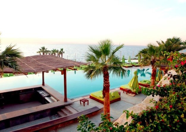 OH Beach Resort Dead Sea 4*
