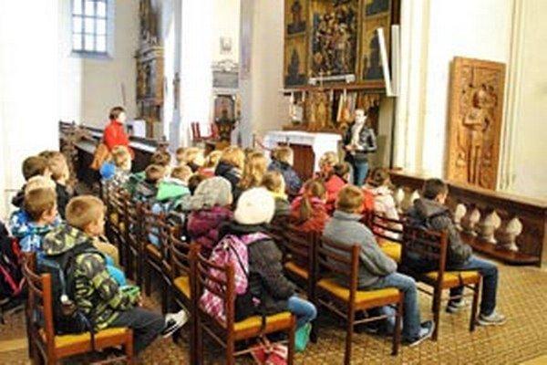 V Katedrále sv. Martina.