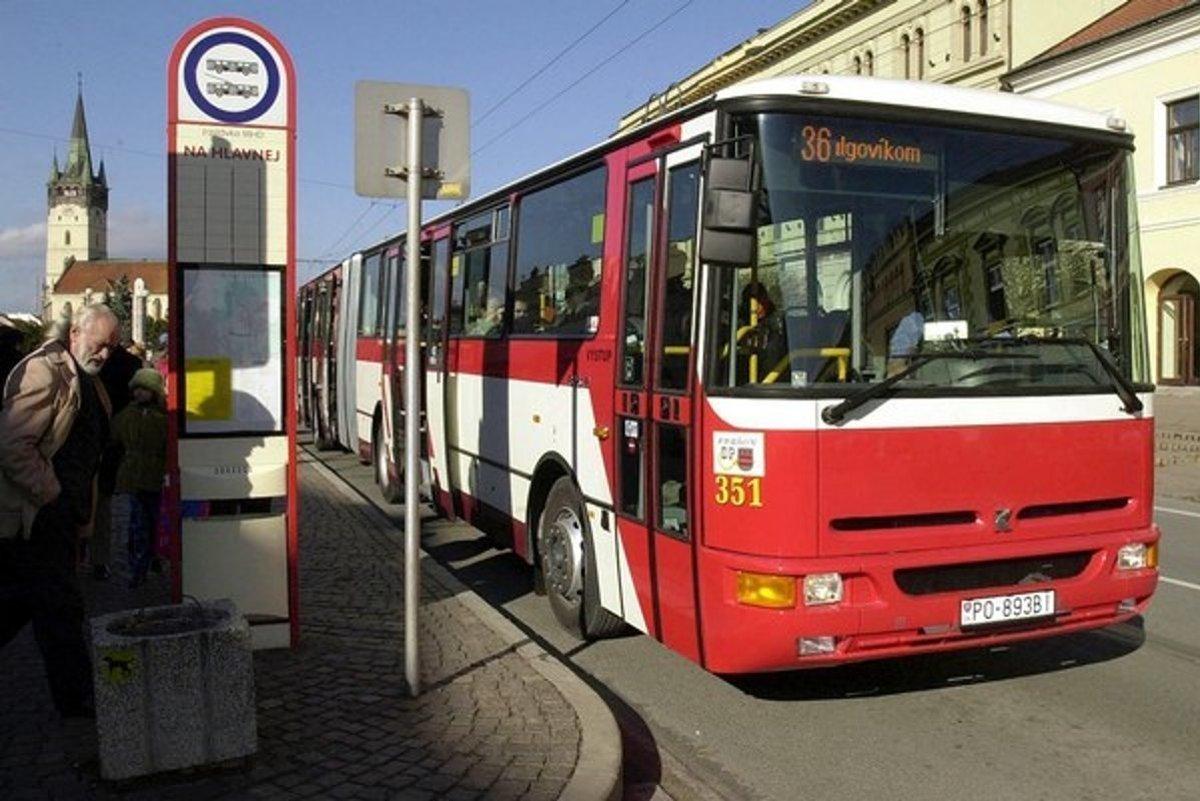 09081a89e Dopravný podnik mesta Prešov chce nakúpiť pätnásť nových autobusov ...